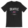 "Seattle ""The Future is Here"" Official XFL Football T-Shirt"