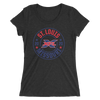 St. Louis Official XFL Badge Women's Tri-Blend T-Shirt