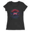 Tampa Bay Official XFL Badge Women's Tri-Blend T-Shirt
