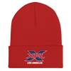 XFL Los Angeles Cuffed Beanie