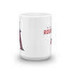 Houston Roughnecks Official Logo Coffee Mug