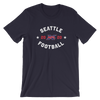 Seattle Official XFL Arch Logo T-Shirt