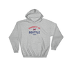 Seattle Official XFL Pullover Hoodie Sweatshirt