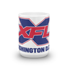 XFL Washington D.C. Mug