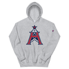 Houston Roughnecks Official Logo Pullover Hoodie Sweatshirt