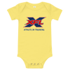 "XFL ""Athlete in Training"" Baby Bodysuit"