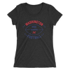 Washington, D.C. Official XFL Football Women's Tri-Blend T-Shirt
