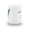 Tampa Bay Vipers Official Logo Coffee Mug
