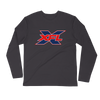XFL Long Sleeve Fitted Crew