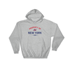 New York Official XFL Pullover Hoodie Sweatshirt