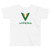 Tampa Bay Vipers Toddler Short Sleeve Tee