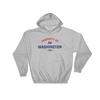 Washington, D.C. Official XFL Pullover Hoodie Sweatshirt