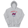 Official Property of XFL Pullover Hoodie Sweatshirt