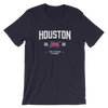 "Houston ""The Future is Here"" Official XFL Football T-Shirt"