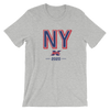 New York NY Official XFL T-Shirt
