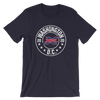 Washington, D.C. Official XFL Badge T-Shirt