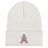 Houston Roughnecks Official Cuffed Beanie