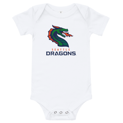 Seattle Dragons Baby One Piece