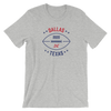 Dallas Official XFL Football T-Shirt