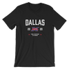 "Dallas ""The Future is Here"" Official XFL Football T-Shirt"