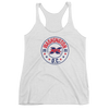 Washington, D.C. Official XFL Women's Racerback Tank Top