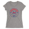 Washington, D.C. Official XFL Badge Women's Tri-Blend T-Shirt