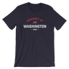 Washington, D.C. Property of Official XFL T-Shirt