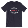 Dallas Official XFL Arch Logo T-Shirt