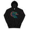 Seattle Dragons Official Logo Pullover Hoodie Sweatshirt
