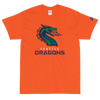 Seattle Dragons Official Logo Classic Fit (up to 5XL) T-Shirt