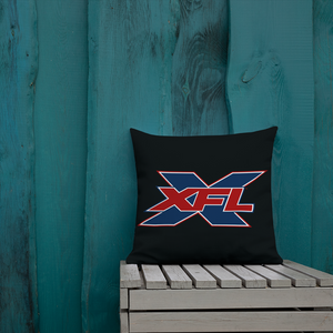 XFL Premium Throw Pillow