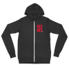 Houston Official XFL Lightweight Zip Hoodie