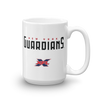 New York Guardians Official Logo Coffee Mug