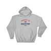 Houston Official XFL Pullover Hoodie Sweatshirt