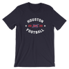 Houston Official XFL Arch Logo T-Shirt