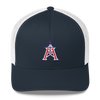 Houston Roughnecks Official Trucker Cap