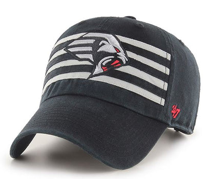 New York Guardians '47 Team Stripe Clean Up Hat