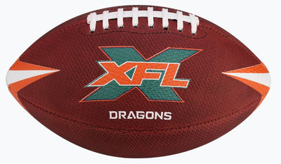 Seattle Dragons Authentic Game Football
