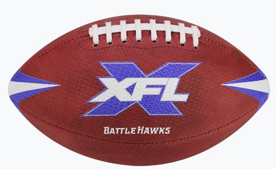 St. Louis BattleHawks Authentic Game Football