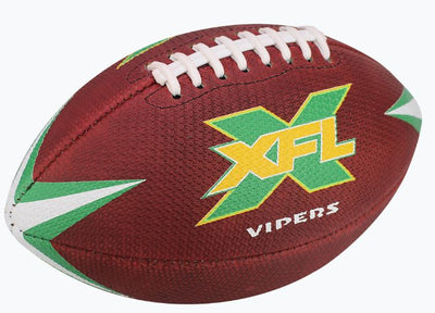Tampa Bay Vipers Authentic Game Football