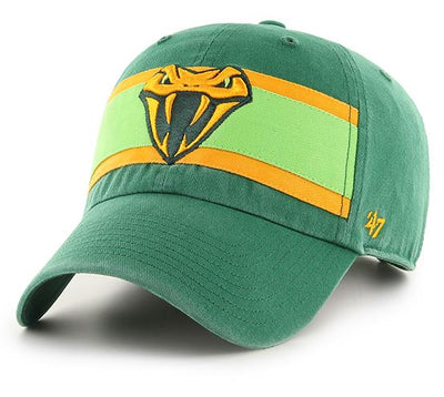 Tampa Bay Vipers '47 Team Stripe Clean Up Hat