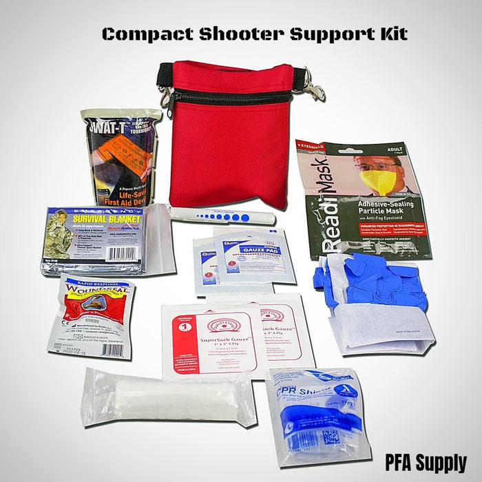 Compact Active Shooter Support Kit