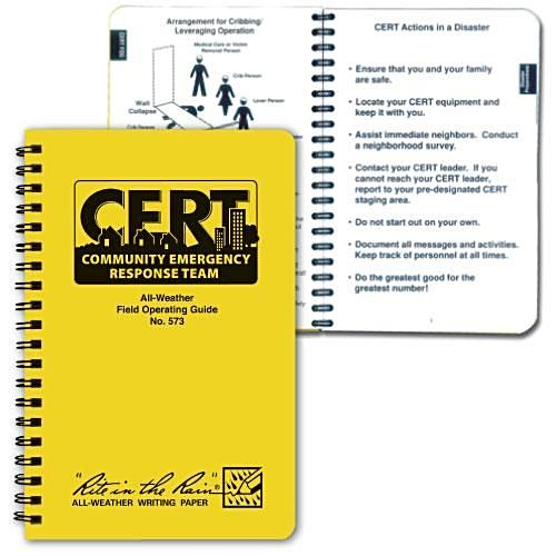 CERT Book Bundle