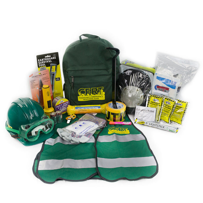 CERT Action Response Unit Kit (32 Pieces)