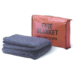 Emergency Fire Blanket with Fire Blanket Cover