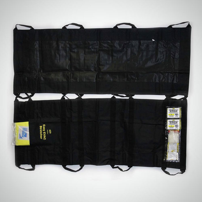 Easy Evac Roll Stretcher Kit with Carry Bag