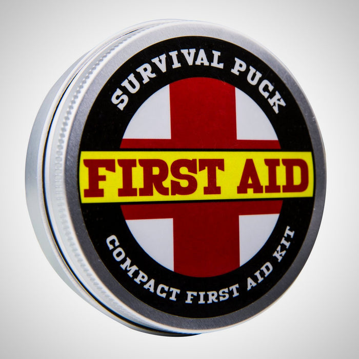 The First Aid Puck - Survival Puck Series