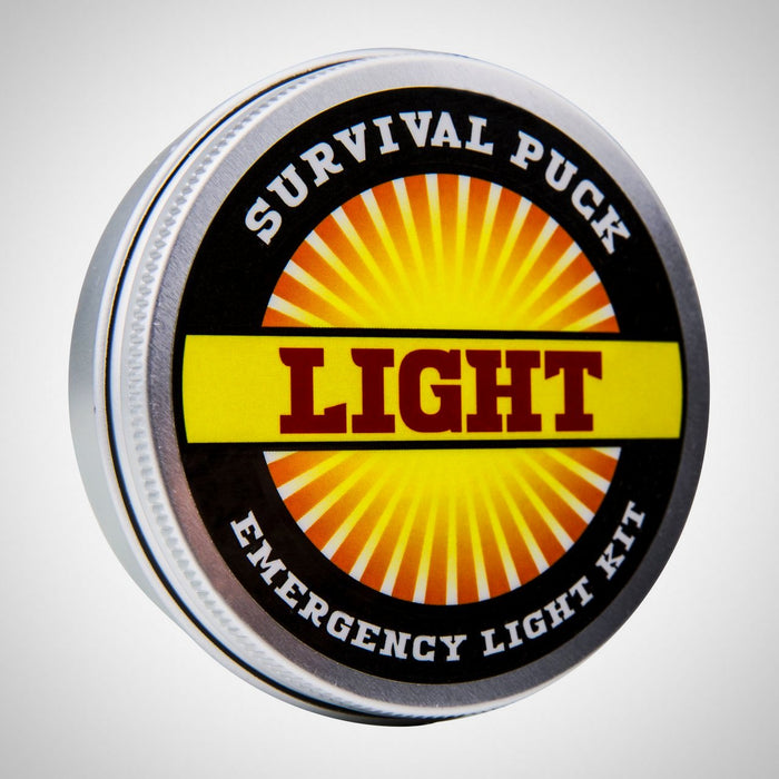 The Light Puck - Survival Puck Series