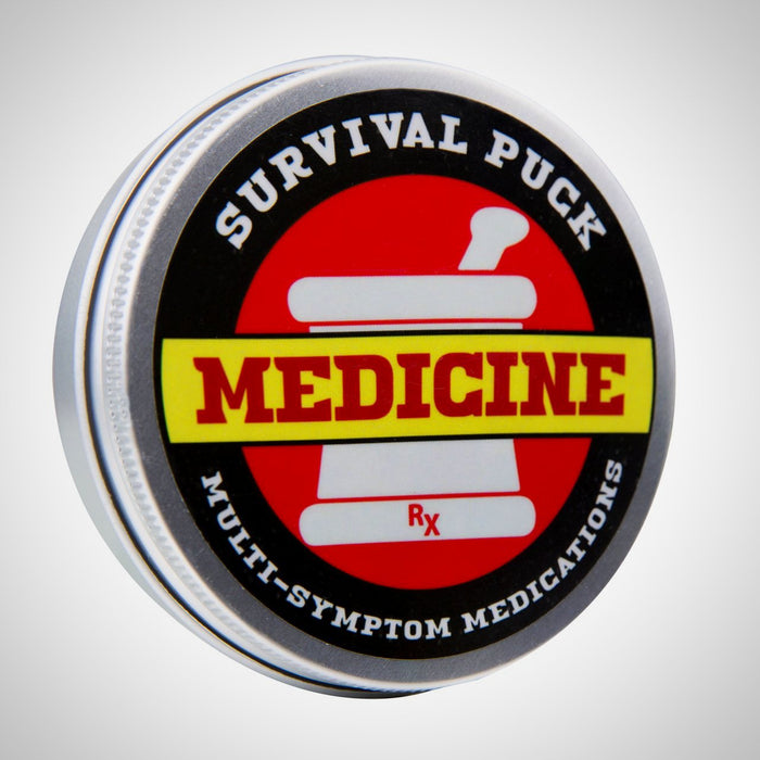 The Medicine Puck - Survival Puck Series