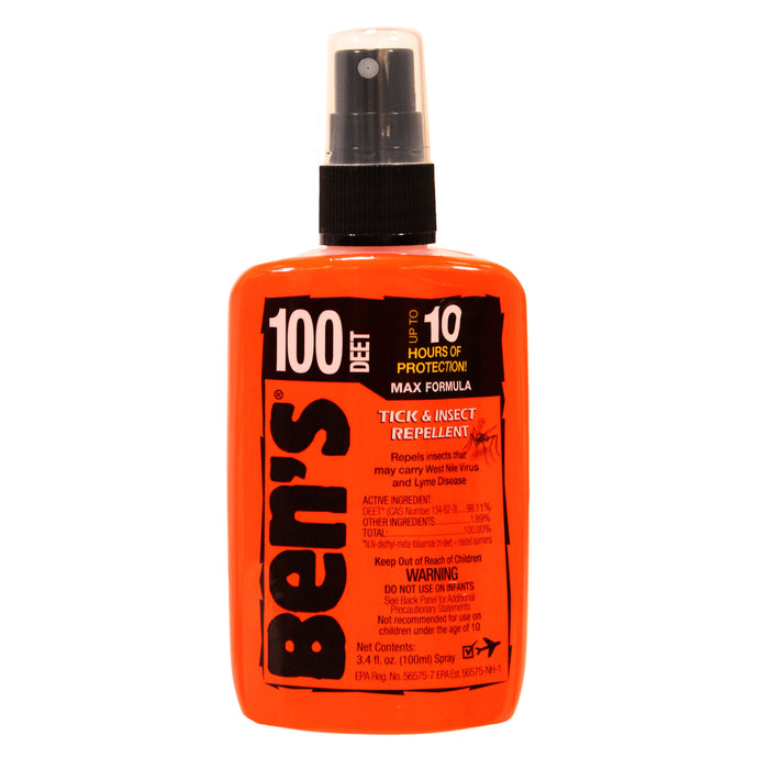 Adventure Medical Bens 100 Pump (3.4 oz)
